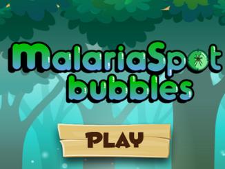 Malaria Spot Bubbles