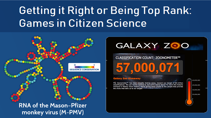 Games in Citizen Science